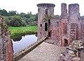 Inside Caerlaverock Castle - geograph.org.uk - 1419759.jpg