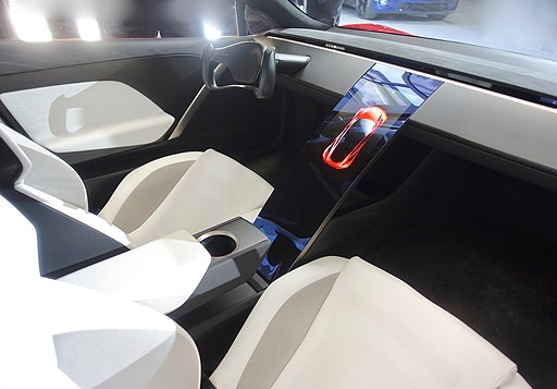 Inside the new Tesla Roadster,autotionary.com/AUTO to all car lovers