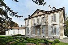 Les Délices in Genf, heute Musée Voltaire (Quelle: Wikimedia)