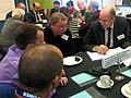 Integrated public transport inquiry world cafe, Swansea - Digwyddiad caffi byd, ymchwiliad i drafnidiaeth gyhoeddus integredig, Abertawe (8190086249).jpg