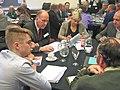 Integrated public transport inquiry world cafe, Swansea - Digwyddiad caffi byd, ymchwiliad i drafnidiaeth gyhoeddus integredig, Abertawe (8191172728).jpg