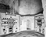 Interieur gangenstelsel, oven gebouwd i.v.m. evacuatieplannen in de Tweede Wereldoorlog - Maastricht - 20322084 - RCE.jpg