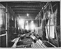Interieur tijdens restauratie - Aduard - 20004690 - RCE.jpg