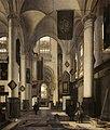 Interieur van een protestantse gotische kerk Rijksmuseum SK-C-270.jpeg