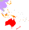 International Cricket Council members - East Asia.png