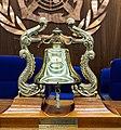 International Maritime Organization Ceremonial Bell.jpeg
