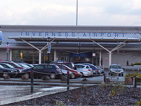 Aéroport d'Inverness
