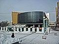 Irkutsk. February 2013. Barguzin, regional court, bus stop Volga, Diagnostic Center. - panoramio (26).jpg