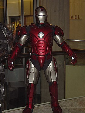 Cosplay d'Iron Man