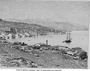 Karataş, İzmir - Karataş and Göztepe.