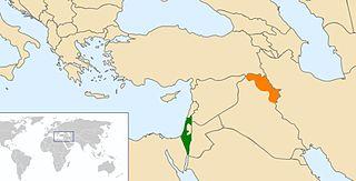 Iraqi Kurdistan–Israel relations Bilateral relations
