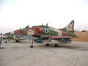 Israeli A4 Hazterim 260608 2