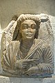 Istanbul Archaeological Museum Palmyrene funerary relief 1191.jpg