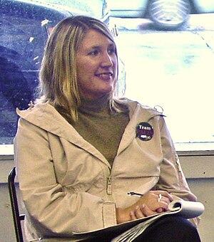 Alaska Public Safety Commissioner dismissal - Image: Ivy Frye (Ketchikan, Alaska 2006 09 20)