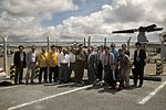 Iwakuni Chamber of Commerce, CSDB visit MCAS Futenma 160509-M-PC671-920.jpg