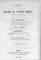 J-M Charcot, Lecons sur les maladies du syst Wellcome L0029848.jpg
