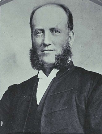 Joseph Palmer Abbott - Abbott at the 1898 Australasian Federal Convention.