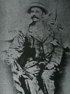 Juan Vicente Gómez - Gómez in 1899