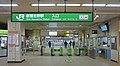JR Keiyo-Line Shin-Narashino Station Gates.jpg