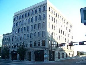 Dyal-Upchurch Building - Image: Jacksonville FL Dyal Upchurch Bldg 01