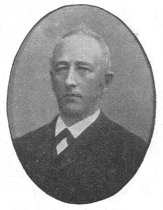 Jacob Aall Bonnevie - Bonnevie at the time of Emil Stang's first cabinet, c. 1889.