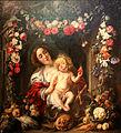 Jacob Jordaens-Marie-Jésus-couronne de fleurs.jpg