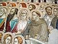 Jacopo di mino del pellicciaio, maestà e profeta, 1396, da s. francesco convento 08.JPG