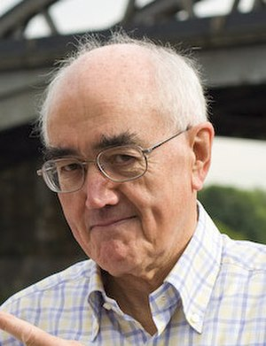 James Burke (science historian) - James Burke in 2007