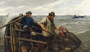 James Clarke Hook - Crabbers (1876)