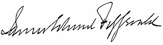 James FitzGerald (New Zealand politician) - Image: James Fitz Gerald Signature