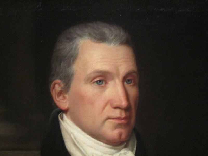 James Monroe in National Portrait Gallery IMG 4489.JPG