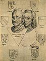 Jan Baptista van Helmont. Etching by K. de Moor (?), 1652. Wellcome V0002676.jpg