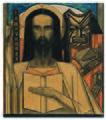 Jan toorop etude pour christus in de woestijn060518).jpg