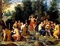 Jan van Balen (attr) Apollo und die Musen.jpg