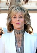 Color photo of Jane Fonda at the 2015 Cannes Film Festival.