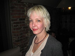 Film producer, author, and blogger Jane Hamsher