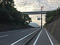 Japan National Route 317 and Tatara Bridge 3.jpg
