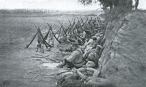 Second Army (Japan) - Japanese Troops in the Battle of Shaho