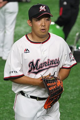 Japanese baseball player sugano tsuyoshi.jpg