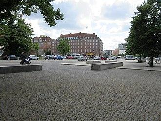 Jarmers Plads - Jarmer Plads
