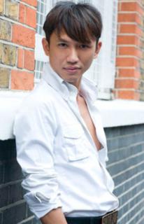 Jasper Garvida Filipino fashion designer