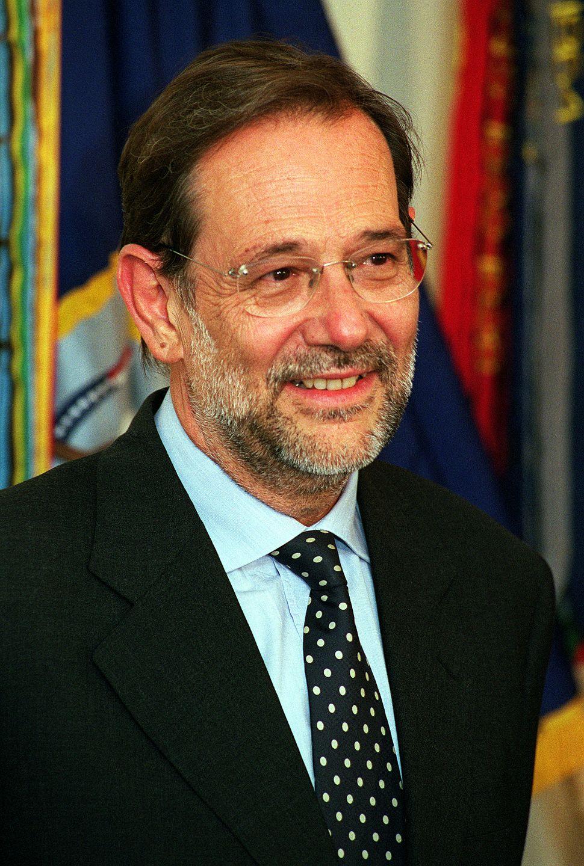 Javier Solana 1999