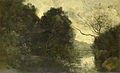 Jean-Baptiste-Camille Corot - Bosvijver.jpg