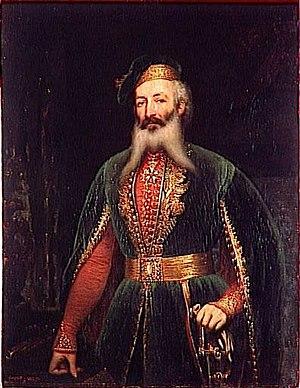 Jean-François Allard - Portrait of Jean-François Allard, by Joseph-Désiré Court