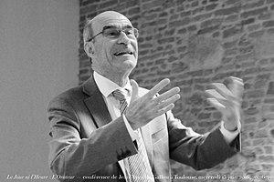 Jean-Yves Le Gallou - Jean-Yves Le Gallou in 2016