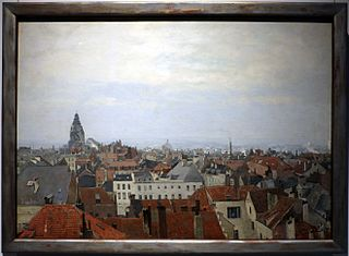 Stadtansicht von Brüssel