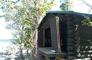Jenny Lake Boat Concession Facilities United States historic place