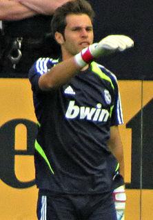 Jesús Fernández Collado Spanish footballer