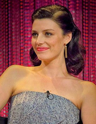 Jessica Paré - Paré in 2014