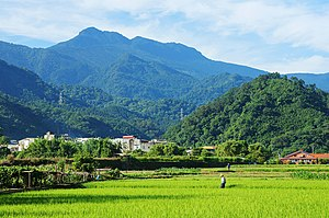 Jialishan Range - Image: Jia Li Shan